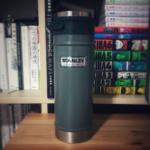 どこでもコーヒーを淹れれる水筒!!コーヒー好きの為の STANLEY(スタンレー) 真空トラベルプレス